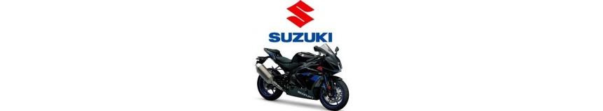 Carénages pour Suzuki, pour la route, la piste, garde boue avant, sabot...