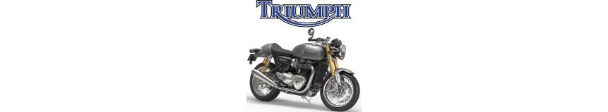Carénages pour Triumph , pour la route, la piste, garde boue avant, sabot...