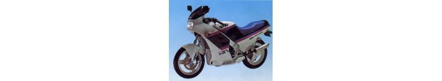 Carénages pour Aprilia 125 AF1 de 1985, selle arrière monoplace, garde boue avant...