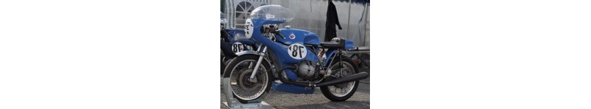 Carénages en polyester pour BMW Bol d'Or, carénage intégral Supersport, pour les courses d'anciennes...