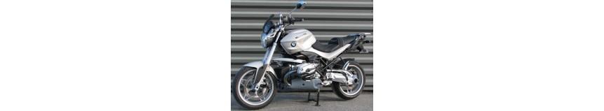 Carénages pour BMW R1200R, sabot moteur avec fixations, en polyester...