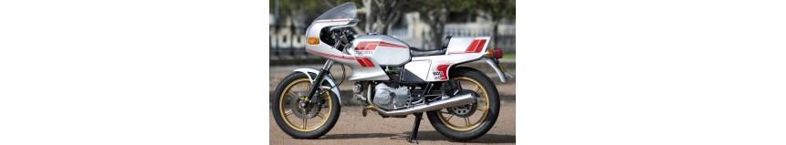 Carénages pour Ducati 600 Pantah de 1980 à 1985, tête de fourche avec ou sans découpe du phare...