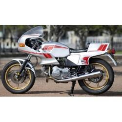 Ducati 500 Pantah 1979 à 1983