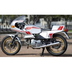 Ducati 600 Pantah 1980 à 1984