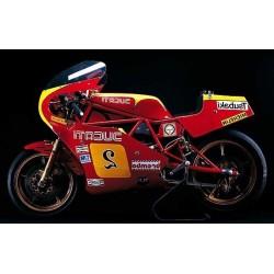 Ducati 600 TT2 1981 à 1983
