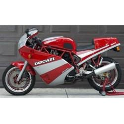 Ducati 750 et 900 Sport de 1988 à 1989