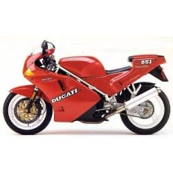 Ducati Superbike 851 / 888 1988 à 1994