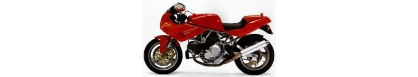Carénages POLY 26 en polyester pour Ducati 900 SS Supersport de 1997 à 1998, carénage