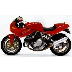 Ducati 900 SS Supersport 1997 à 1998