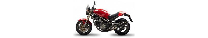 Carénage Ducati Monster 600/620/750/900/1000 (1ere génération), saute vent pour phare de 180mm