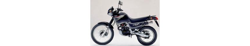 Carénages en fibres de polyester pour Honda 125 Transcity NX de 1988 à 1999