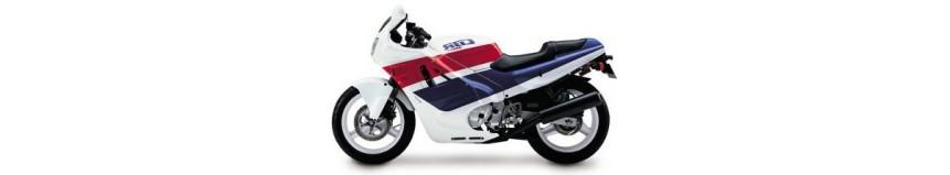 Carénages en stratifié polyester pour Honda 600 CBR F de 1988 à 1990, carénage en 3 parties