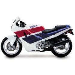 Honda CBR 600 F de 1988 à 1990