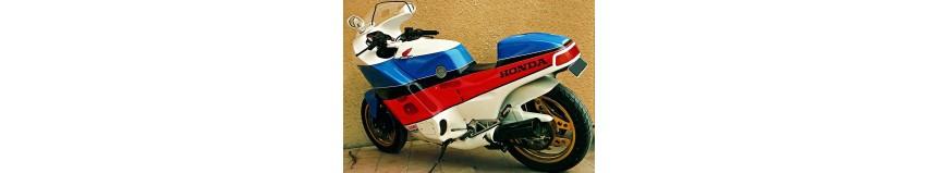 Carénages pour Honda 750 VFF, carénage envellopant en 5 parties, tête de fourche