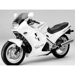 Honda VFR 750 de 1988 à 1989