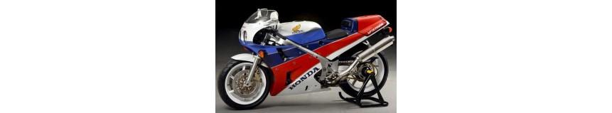 Carénages POLY 26 pour Honda RC 30 VFR 750R de 1987 à 1993, carénage en 2 parties