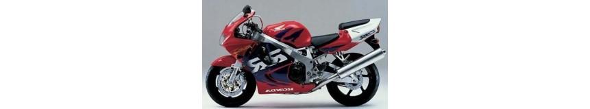 Carénages pour Honda 900 CBR RR de 1998 à 1999, carénage en 2 parties