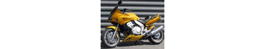 Carénages pour Honda CBF 1000 de 2006 à 2009, sabot moteur, garde boue