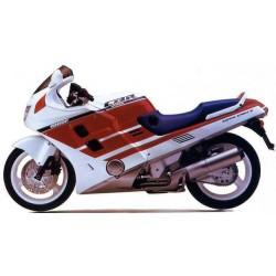 Honda CBR 1000 F de 1989 à 1992