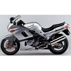 Kawasaki ZZR 600 1993 à 2002