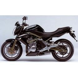 Kawasaki ER6 de 2006 à 2008