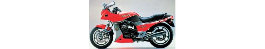 Carénages en stratifié polyester pour Kawasaki 750 et 900 Ninja, carénage en 2 parties