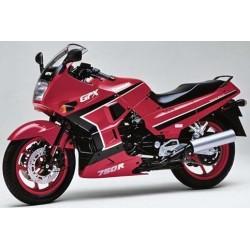 Kawasaki 750 GPX R