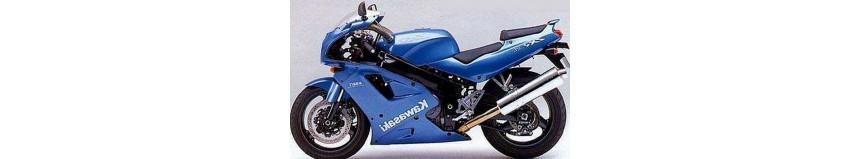 Carénages en stratifié polyester pour Kawasaki 750 ZXR de 1993 à 1995, carénage en 3 parties