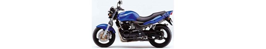 Carénages en stratifié polyester pour Kawasaki 750 ZR7 de 1999 à 2003, tête de fourche