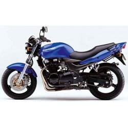 Kawasaki ZR7 750 de 1999 à 2003
