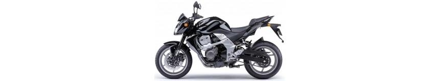 Carénages en stratifié polyester pour Kawasaki Z 750 de 2007 à 2012, garde boue avant, sabot moteur