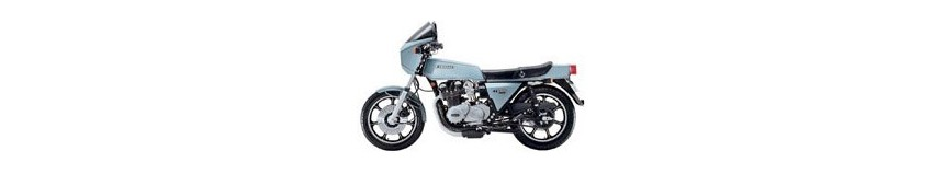 Carénages en stratifié polyester pour Kawasaki Z1 R, tête de fourche, bulle incolore...