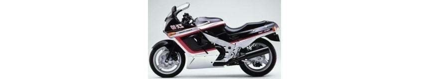 Carénages en stratifié polyester pour Kawasaki ZX10 Tomcat, carénage en deux parties, garde avant