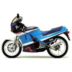 Suzuki 80 / 125 Gamma de 1989 à 1991
