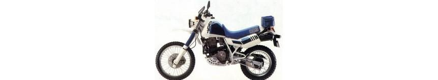 Carénages en polyester pour Suzuki 600 DR, coque arrière intégrale type Superbike, garde boue avant ras de la roue