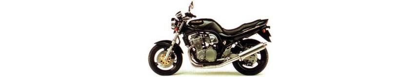 Carénages en polyester pour Suzuki Bandit 600 et 1200 de 1995 à 1999, sabot moteur, garde boue, passage de roue