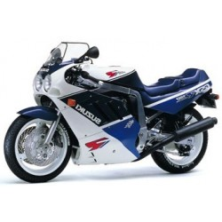 Suzuki 750 GSXR de 1988 à 1989