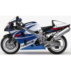 Suzuki TL 1000 R de 1998 à 2001
