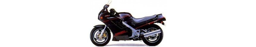 Carénage en polyester pour Suzuki GSXF 1100 de 1989 à 1995, en 2 parties coupe origine