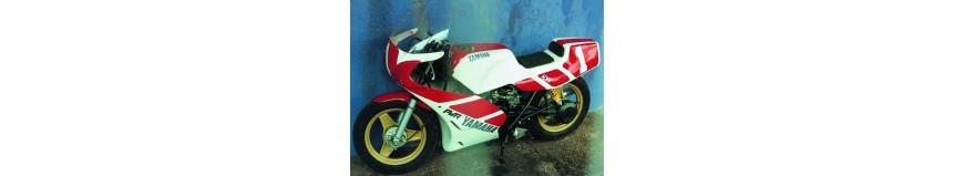 Transformer votre PW 50 en moto carénée type piste, avec notre kit de transformation Racing