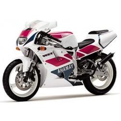 Yamaha 125 TZR / R de 1992 à 1993 Version Italienne