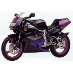 Yamaha 125 TZR de 1994 à 2003 Version Japonaise
