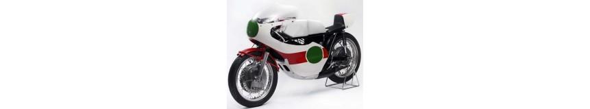 Carénage en polyester pour Yamaha 125 TD2, carénage en 1 partie, bulle incolore...