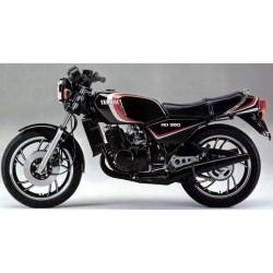 Yamaha 350 RDLC 1980 4LO