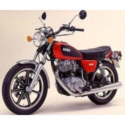 Yamaha 400 et 500 SR