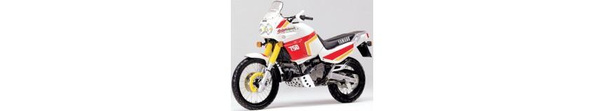 Carénages pour Yamaha 750 Super Ténéré 1989 2003, tête de fourche, flancs, plaques latérales