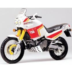 Yamaha 750 Super Ténéré de 1989 à 2003
