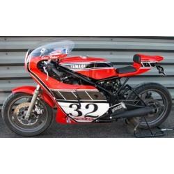 Yamaha 600 Diversion de 1993 à 1995 montage OW31
