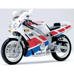 Yamaha 600 FZR de 1989 à 1990