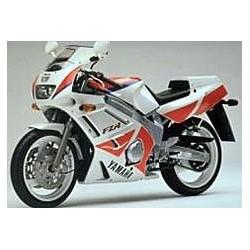 Yamaha 600 FZR de 1991 à 1993